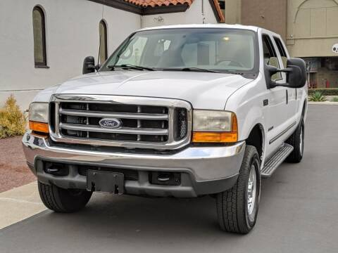 2000 Ford F-250 Super Duty for sale at CALIFORNIA AUTO DIRECT in Costa Mesa CA