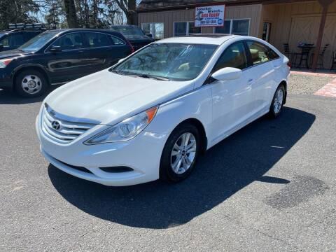 2011 Hyundai Sonata for sale at Suburban Wrench in Pennington NJ