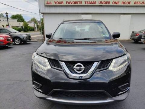 2016 Nissan Rogue for sale at 599 Drives in Runnemede NJ
