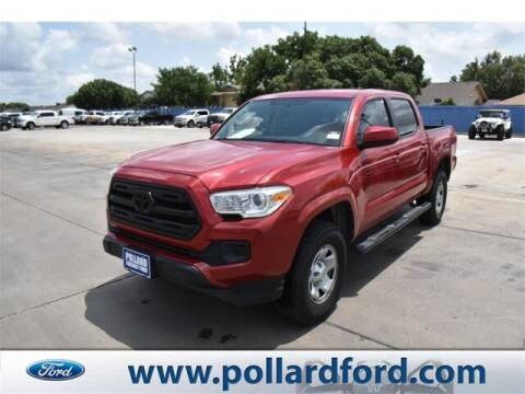 2016 Toyota Tacoma for sale at South Plains Autoplex by RANDY BUCHANAN in Lubbock TX