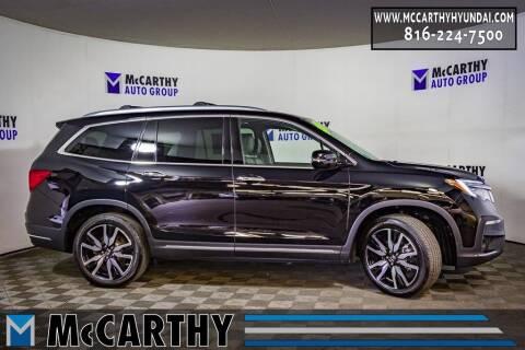 2019 Honda Pilot for sale at Mr. KC Cars - McCarthy Hyundai in Blue Springs MO