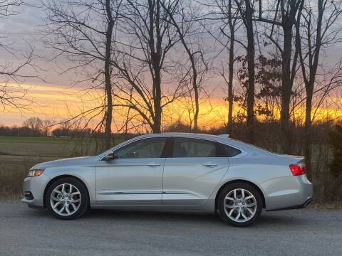 2019 Chevrolet Impala for sale at RAYBURN MOTORS in Murray KY
