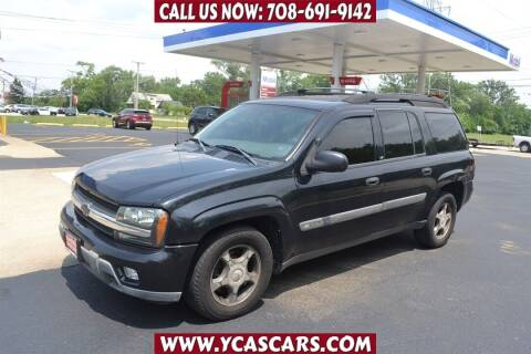 2004 Chevrolet TrailBlazer EXT for sale at Your Choice Autos - Crestwood in Crestwood IL