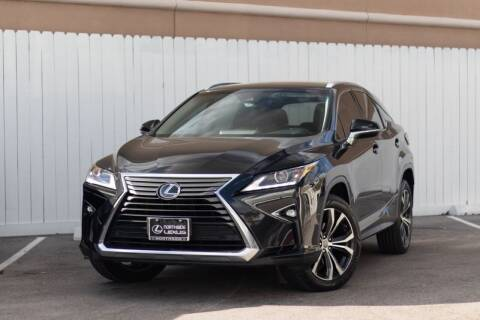 2016 Lexus RX 350 for sale at Private Club Motors in Houston TX