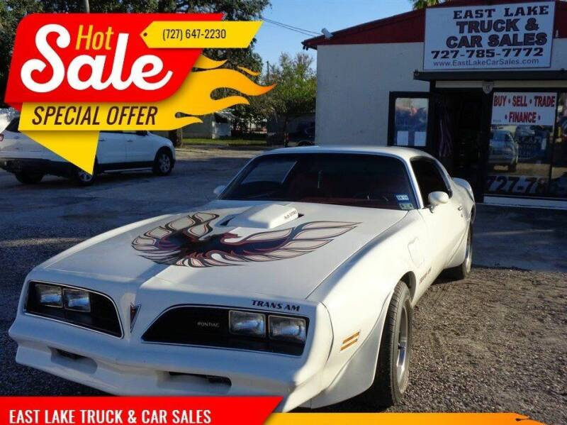 1977 Pontiac Firebird/ Trans AM