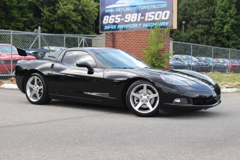 2005 Chevrolet Corvette for sale at Skyline Motors in Louisville TN