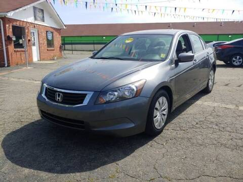 2009 Honda Accord for sale at L&M Auto Import in Gastonia NC
