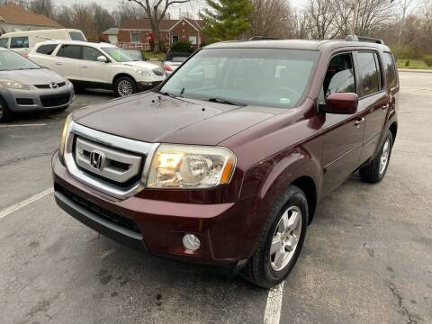 2011 Honda Pilot for sale at Auto Choice in Belton MO