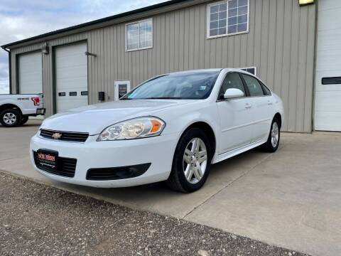 2010 Chevrolet Impala for sale at Northern Car Brokers in Belle Fourche SD