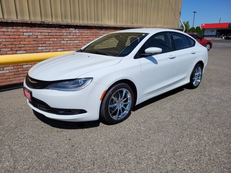 2015 Chrysler 200 for sale at Harding Motor Company in Kennewick WA