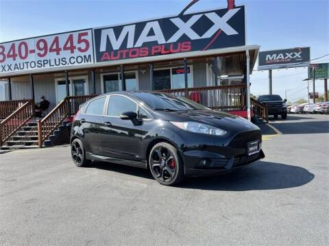 2017 Ford Fiesta for sale at Maxx Autos Plus in Puyallup WA