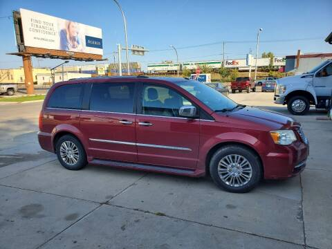 2011 Chrysler Town and Country for sale at GOOD NEWS AUTO SALES in Fargo ND