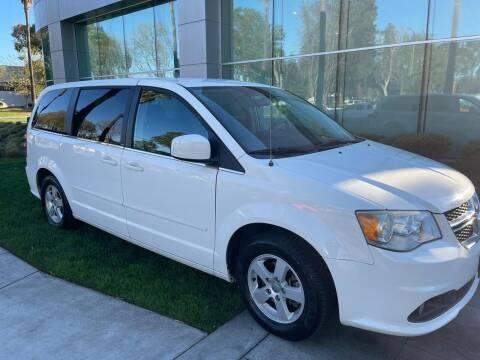 2012 Dodge Grand Caravan for sale at Top Motors in San Jose CA