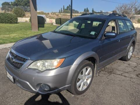 2008 Subaru Outback for sale at Gold Coast Motors in Lemon Grove CA