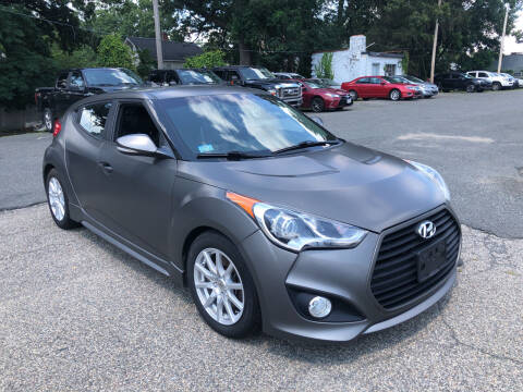 2013 Hyundai Veloster for sale at Chris Auto Sales in Springfield MA