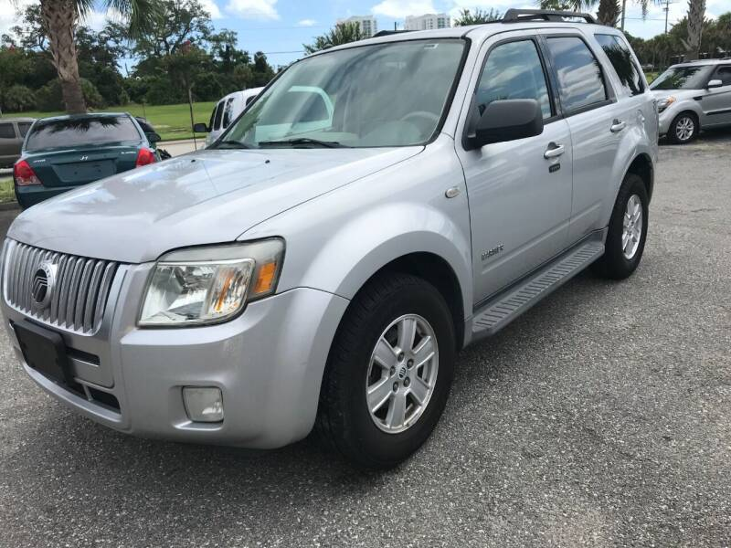 2008 Mercury Mariner for sale at AutoVenture in Holly Hill FL