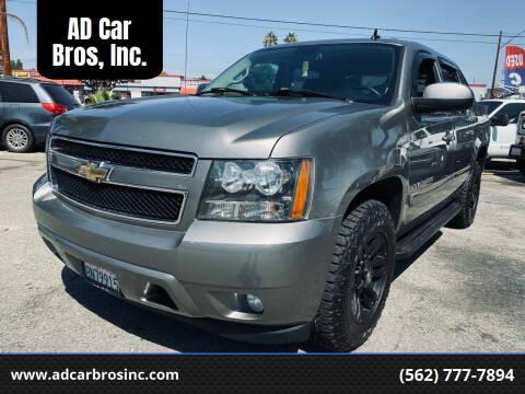2008 Chevrolet Avalanche for sale at AD Car Bros, Inc. in Whittier CA