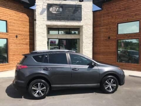 2018 Toyota RAV4 for sale at Hamilton Motors in Lehi UT