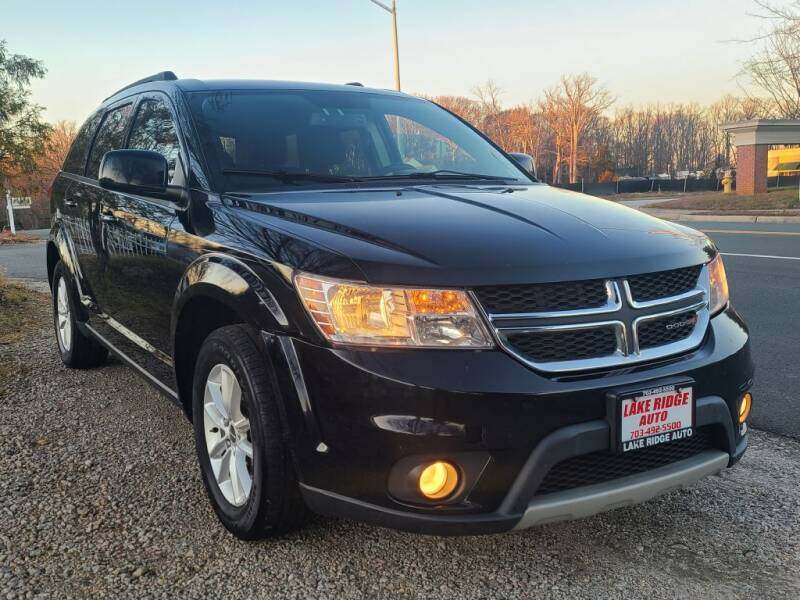 2014 Dodge Journey for sale at Lake Ridge Auto Sales in Woodbridge VA