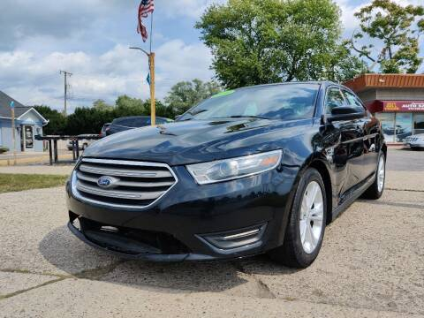 2016 Ford Taurus for sale at Lamarina Auto Sales in Dearborn Heights MI