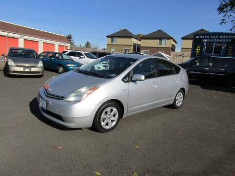 2006 Toyota Prius for sale at ARISTA CAR COMPANY LLC in Portland OR