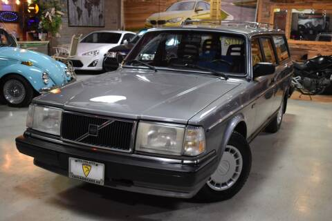 1989 Volvo 240 for sale at Chicago Cars US in Summit IL