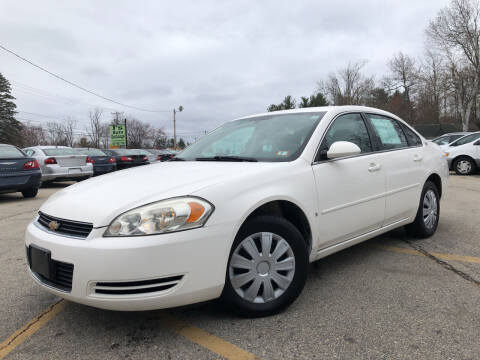 2006 Chevrolet Impala for sale at J's Auto Exchange in Derry NH