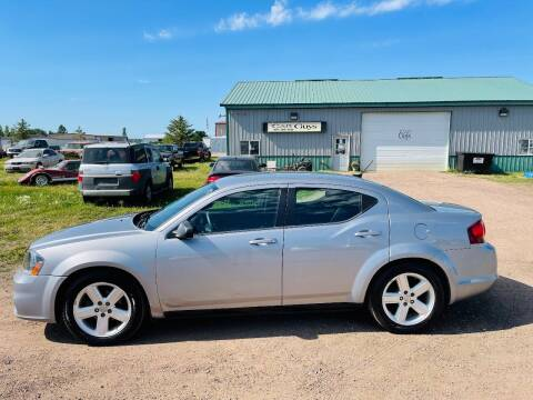 2013 Dodge Avenger for sale at Car Guys Autos in Tea SD