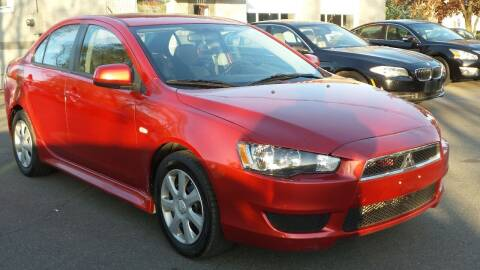 2014 Mitsubishi Lancer for sale at JBR Auto Sales in Albany NY