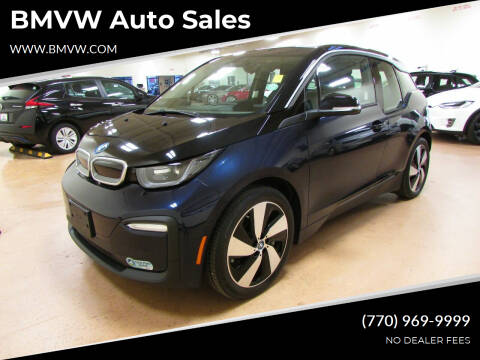2018 BMW i3 for sale at BMVW Auto Sales - Plug-In Hybrids in Union City GA