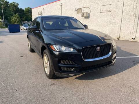 2018 Jaguar F-PACE for sale at LUXURY AUTO MALL in Tampa FL