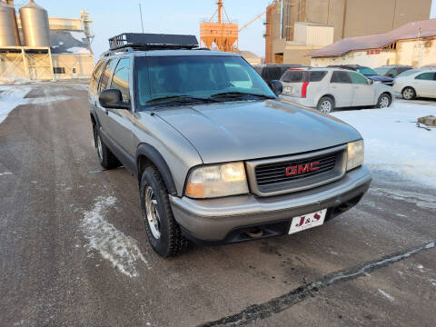 1998 GMC Jimmy for sale at J & S Auto Sales in Thompson ND