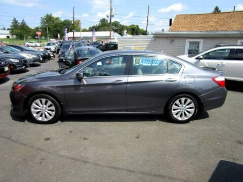 2013 Honda Accord for sale at American Auto Group Now in Maple Shade NJ