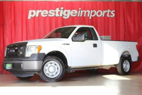 2014 Ford F-150 for sale at Prestige Imports in St Charles IL