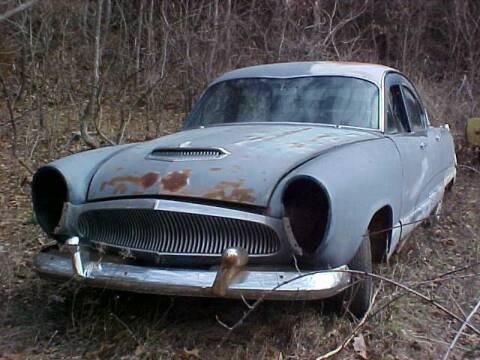 1954 Kaiser Parts Car