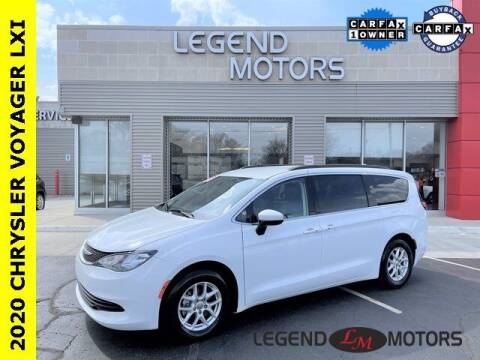 2020 Chrysler Voyager for sale at Legend Motors of Waterford in Waterford MI