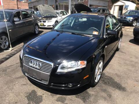 2006 Audi A4 for sale at Rallye  Motors inc. in Newark NJ