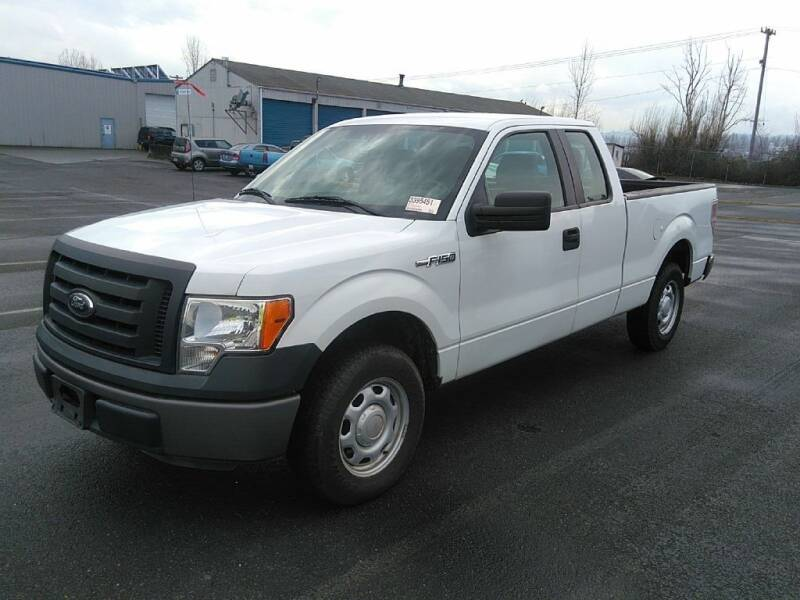 2012 Ford F-150 for sale at Northwest Van Sales in Portland OR