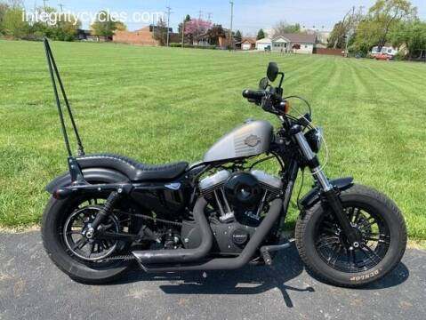 2016 Harley-Davidson XL 1200 FORTY EIGHT for sale at INTEGRITY CYCLES LLC in Columbus OH