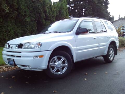 2002 Oldsmobile Bravada for sale at Redline Auto Sales in Vancouver WA