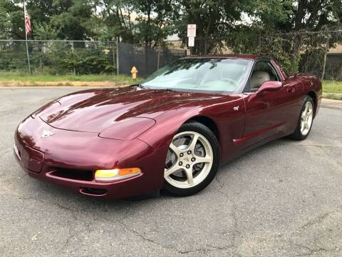 2003 Chevrolet Corvette for sale at JMAC IMPORT AND EXPORT STORAGE WAREHOUSE in Bloomfield NJ