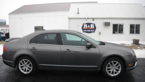 2012 Ford Fusion for sale at B & B Sales 1 in Decorah IA