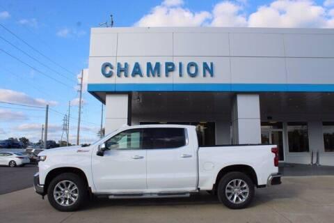 2022 Chevrolet Silverado 1500 Limited for sale at Champion Chevrolet in Athens AL