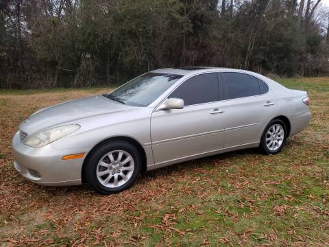 2004 Lexus ES 330 for sale at A-1 Auto Sales in Anderson SC