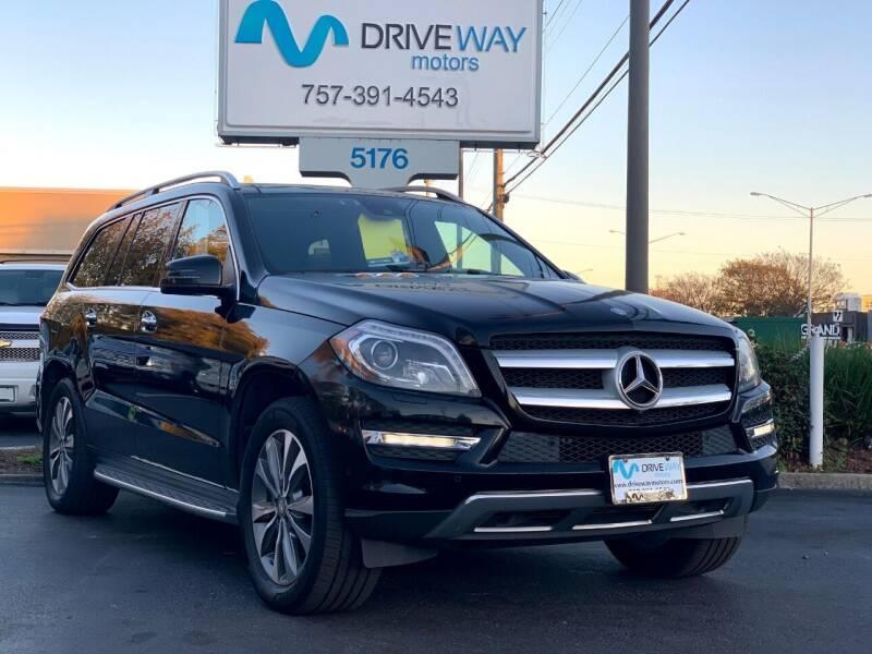 2014 Mercedes-Benz GL-Class for sale at Driveway Motors in Virginia Beach VA