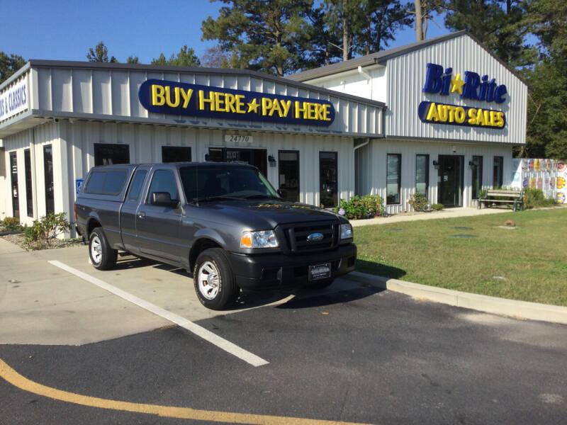 2007 Ford Ranger for sale at Bi Rite Auto Sales in Seaford DE