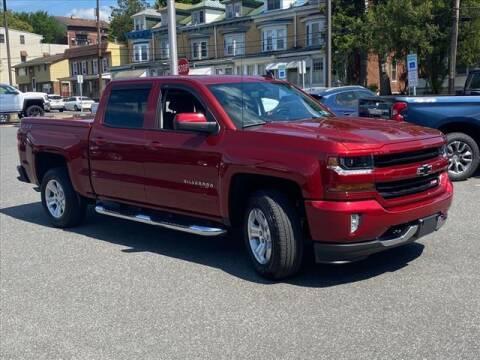 2018 Chevrolet Silverado 1500 for sale at Bob Weaver Auto in Pottsville PA
