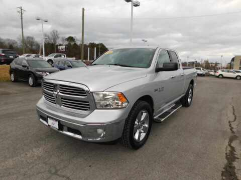 2016 RAM Ram Pickup 1500 for sale at Paniagua Auto Mall in Dalton GA
