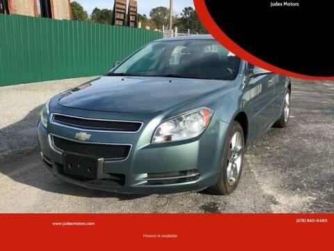 2009 Chevrolet Malibu for sale at Judex Motors in Loganville GA