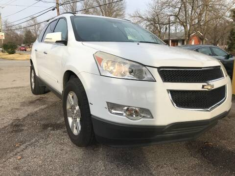 2010 Chevrolet Traverse for sale at King Louis Auto Sales in Louisville KY
